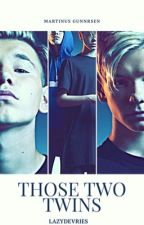 those two twins • I • Marcus & Martinus by lazydevries