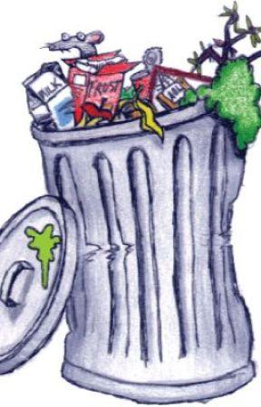 Trash from School by TorchkipBirch