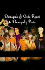 Demigods & Gods React to Demigodly Posts by _ReadingQueen_