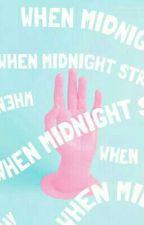 When midnight strikes || BTS by jihwink