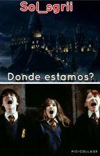 ¿Donde estamos? (Harry Potter [Albus.P y tu] ) by Sol_sgrii