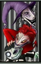 Troublesome Trio at Skellington Manor by Darkwolves007