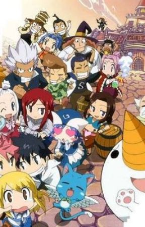 FairyTail Together!!!! (Lots of shipping) by Fitzpato2005
