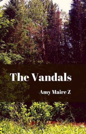 The Vandals by AmyMarieZ