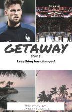 GETAWAY - Benoit Costil : Tome 2 by LlxrisftCxstil