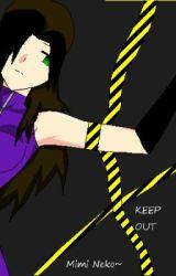 Keep Out by Mimi_Neko