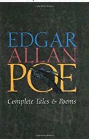 Edgar Allen Poe's Stories! by DemonKat56