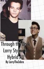 Through the Dark Larry Stylinson Punk!Louis Nerd/Hybrid Harry (boyxboy) by LarryTheZebra