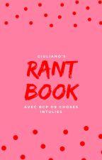 RANTBOOK CADENACÉ by eau_dor