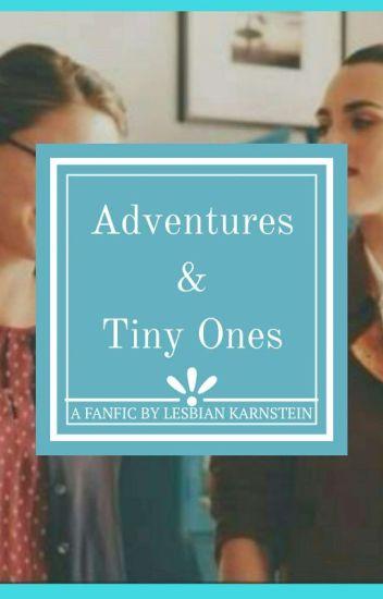 Adventures & Tiny ones (supercorp baby)