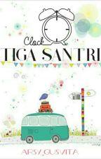 Tiga Santri  by Arsy_Gusvita