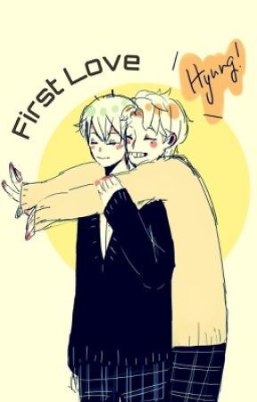 First Love // {yoonmin} by riseparkjimin