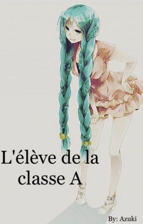L'élève de la classe A by Ayulepanda