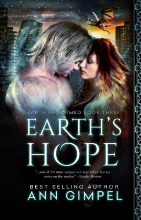 Earth's Hope, Earth Reclaimed Book Three by AnnGimpel