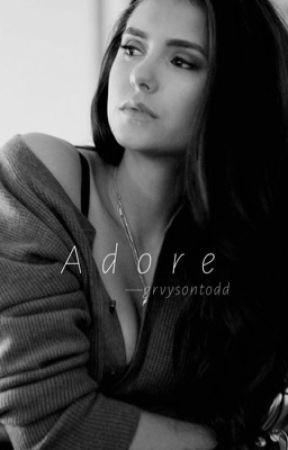 Adore   Matthew Daddario [3] by grvysontodd