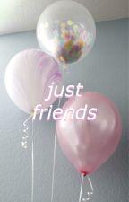just friends ; jalex by miqraine
