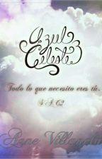 Azul Celeste by AnneVillanela