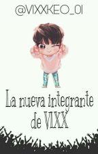 La nueva integrante de VIXX ฅ(NEO)ฅ by VIXXKEO_01