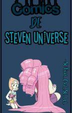 Comics De Steven Universe by Sofina_OW_SU