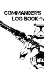 Commander's Log Book by CommanderDiamondShot