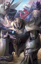 A Fleshie's Love (Tfp) Megatron x human! female reader) by TempestStorm323