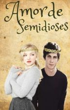 amor de semidioses (percy Jackson y tu) by mikugamerskawaii