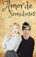 [Editando] Amor de semidioses (percy Jackson y tu) by mikugamerskawaii