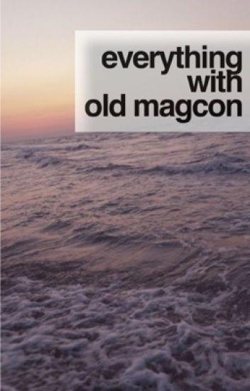 Preferencje i imaginy *Old Magcon*