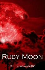 Ruby Moon (Elemental Wolves: Book 2) by Ladythief66