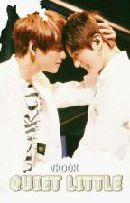 Quiet little ♡VKOOK [One-Shot] by Chewy_cookie