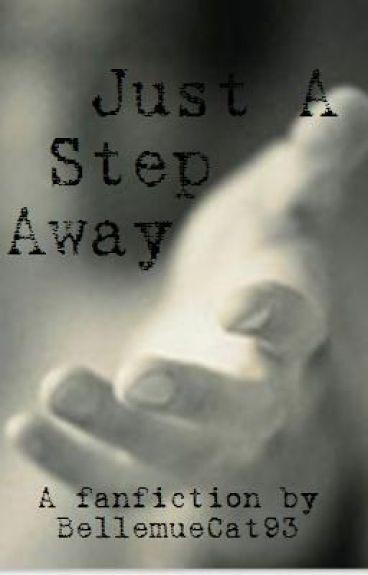 Just A Step Away ( Markiplier x Reader)
