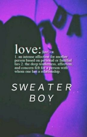 Sweater Boy by ARMYLIFE24_7