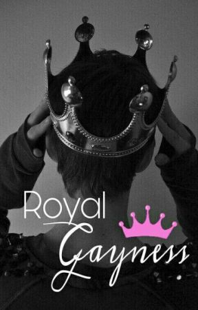Royal Gayness || Chanbaek au by nudistcalum