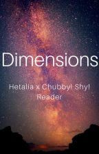 Hetalia x Chubby Reader - Dimensions by albino-otaku