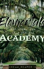 Elementals Academy:Long Lost Legendary Princess by dream_reaper19