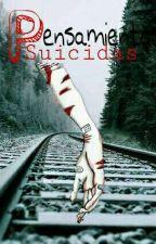 Pensamientos Suicidas.  by MaferSuzumiya55