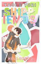 『¡Shippiemos! / yaoi & yuri』 by _HelloKero_