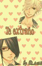 Azusa x Tsubaki ~ Te Extraño/ Yaoi ~  by Eli_ana10