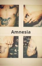 Amnesia. [Harry Styles] by MeMyselfandTime31