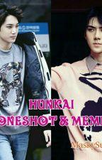Oneshot & Meme HunKai by MaskySugar12