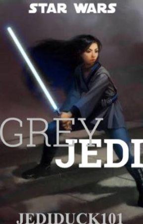 Star Wars - Grey Jedi by JediDuck101