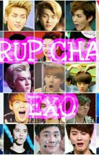 GRUP CHAT EXO  by Beciseoul