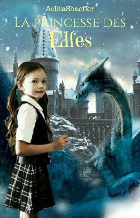 La princesse des Elfes /Tome 1 : L'école de magie\ by AelitaShaeffer