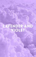 Lavender and Violet by AlaskaWhite11