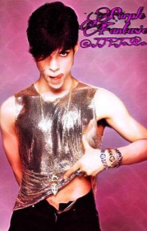 Purple Fantasies(Prince Edition of Imagines) by JJPJoRon