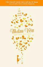 Thầm Yêu: Quất  sinh Hoài Nam by moonmoonsky