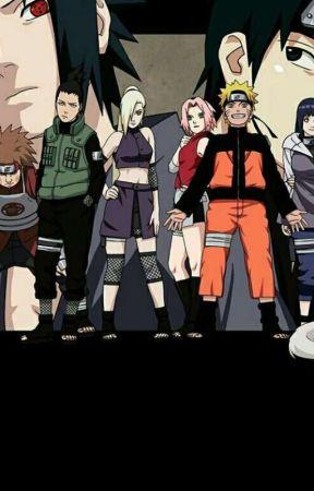Naruto's crazy year of high school  by 96sayu