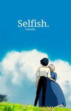 Selfish // Min Yoongi by Vaenilla_Beans