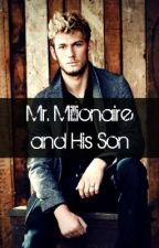 Mr. Millionaire and His Son by cotttoncandy