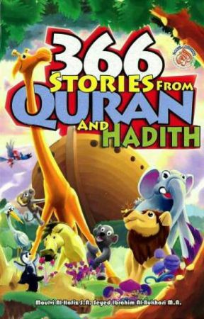 366 Stories from Quran and Hadith by _kagamine_rinto_